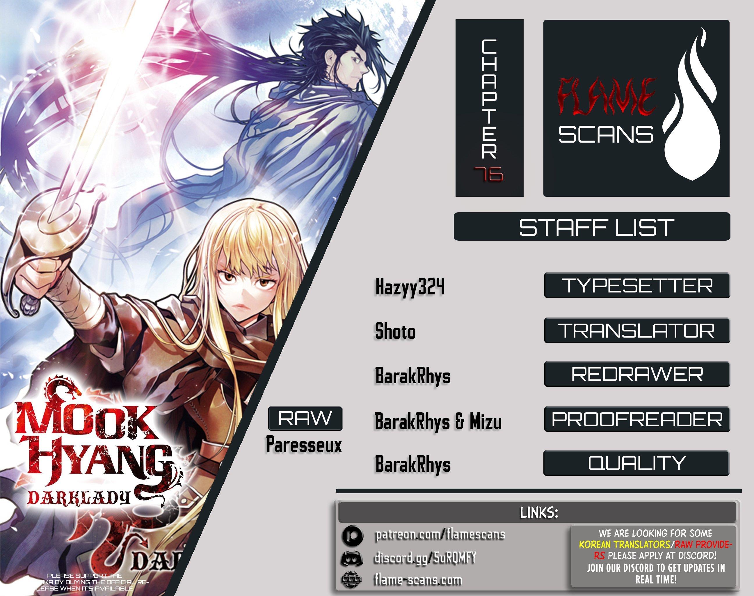 Manga MookHyang - Dark Lady - Chapter 76 Page 1