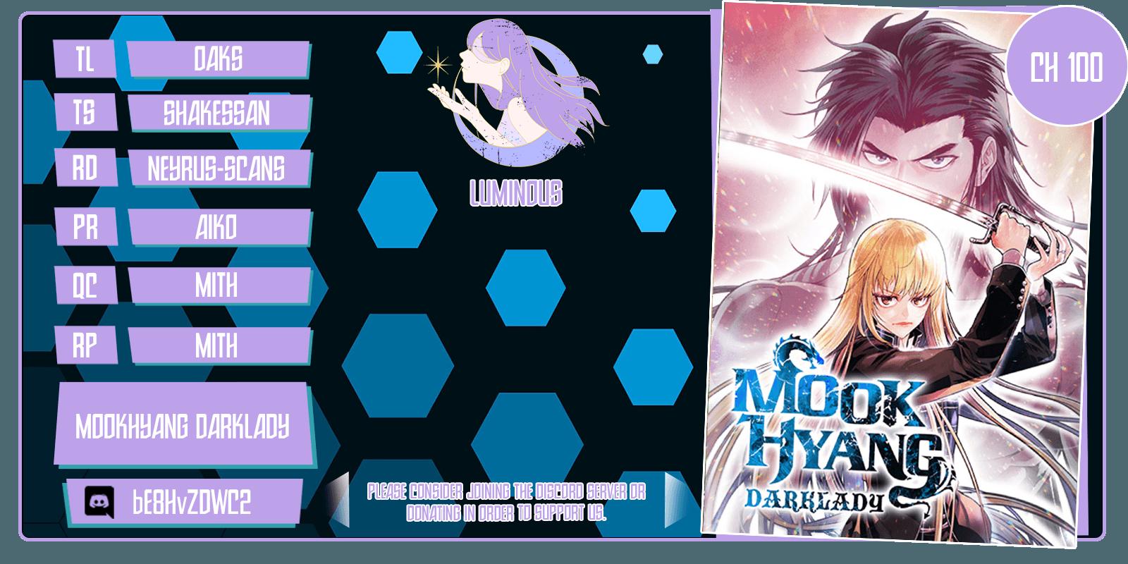 Manga MookHyang - Dark Lady - Chapter 100 Page 1