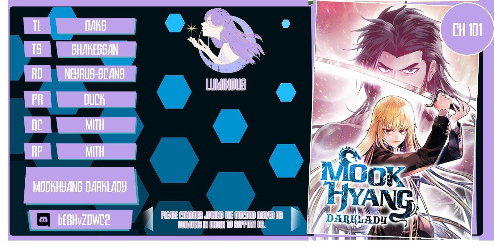 Manga MookHyang - Dark Lady - Chapter 101 Page 1