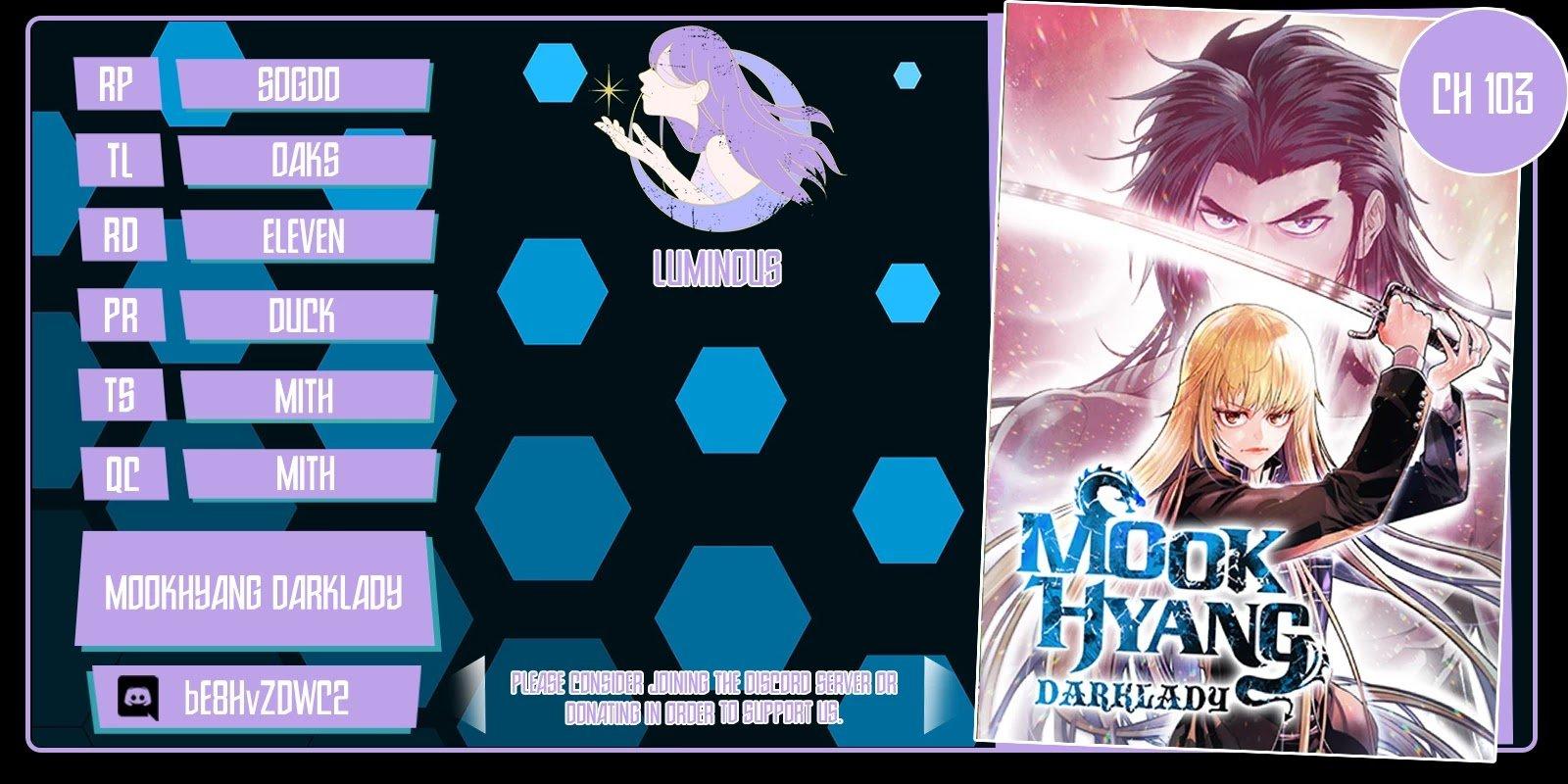 Manga MookHyang - Dark Lady - Chapter 103 Page 1