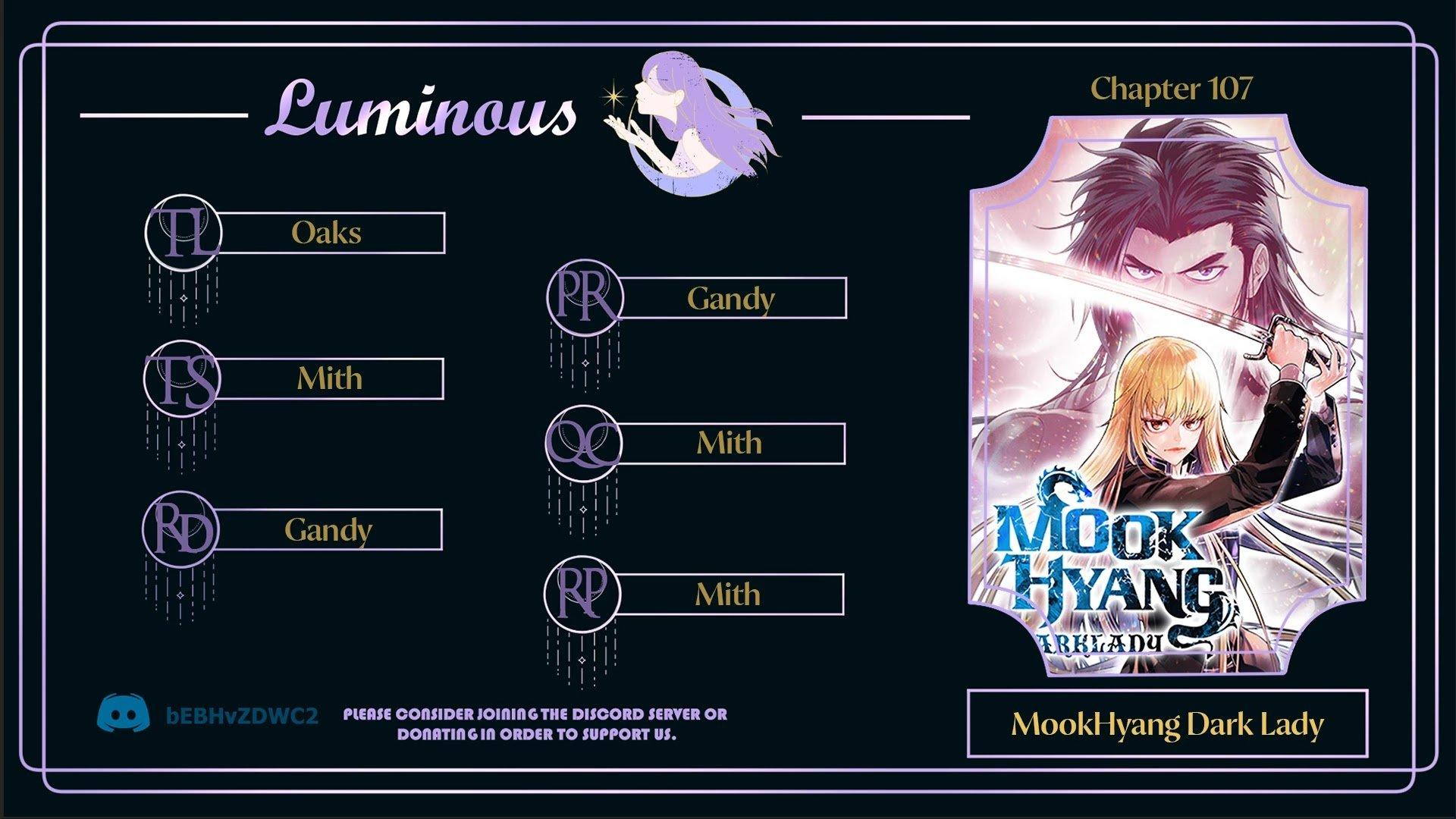Manga MookHyang - Dark Lady - Chapter 107 Page 1