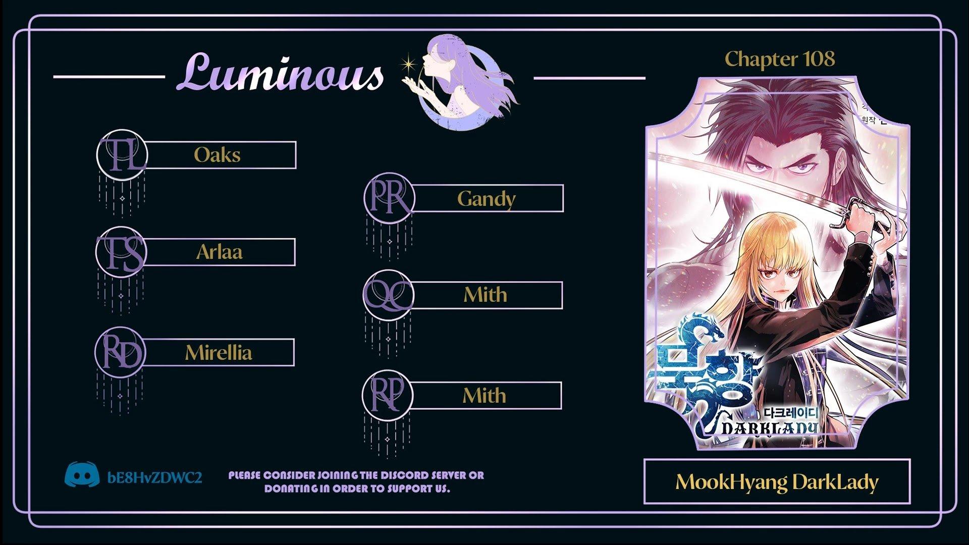 Manga MookHyang - Dark Lady - Chapter 108 Page 1