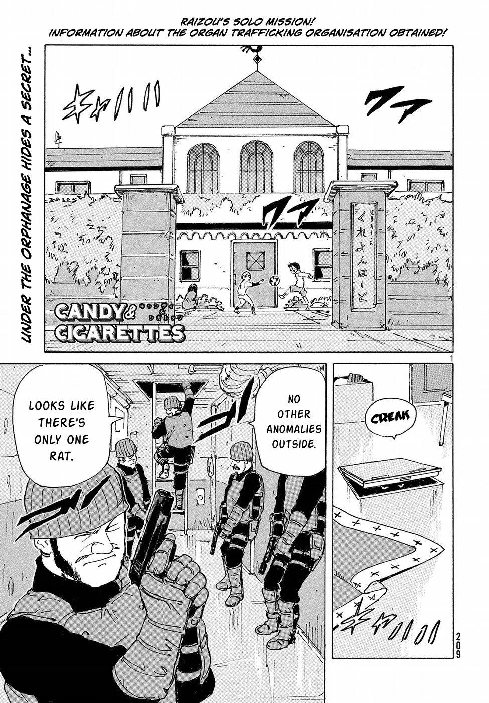 Manga Candy & Cigarettes - Chapter 18 Page 1