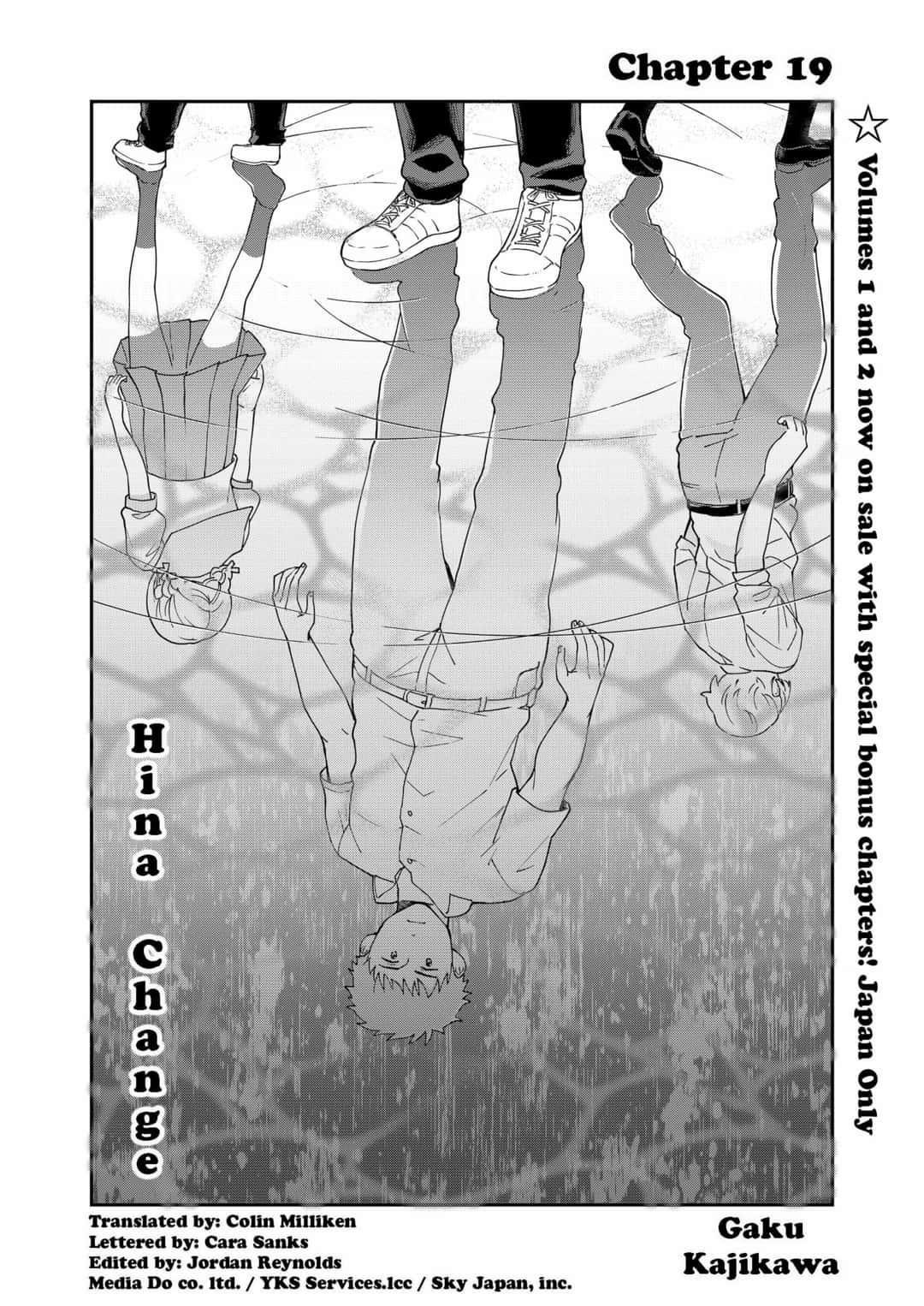 Manga Hina Change - Chapter 19 Page 1