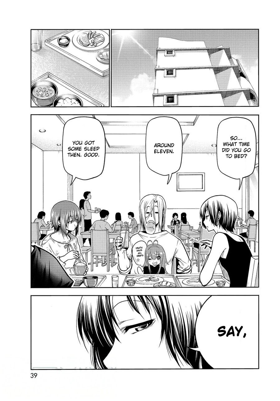 Manga Grand Blue Dreaming - Chapter 68 Page 1