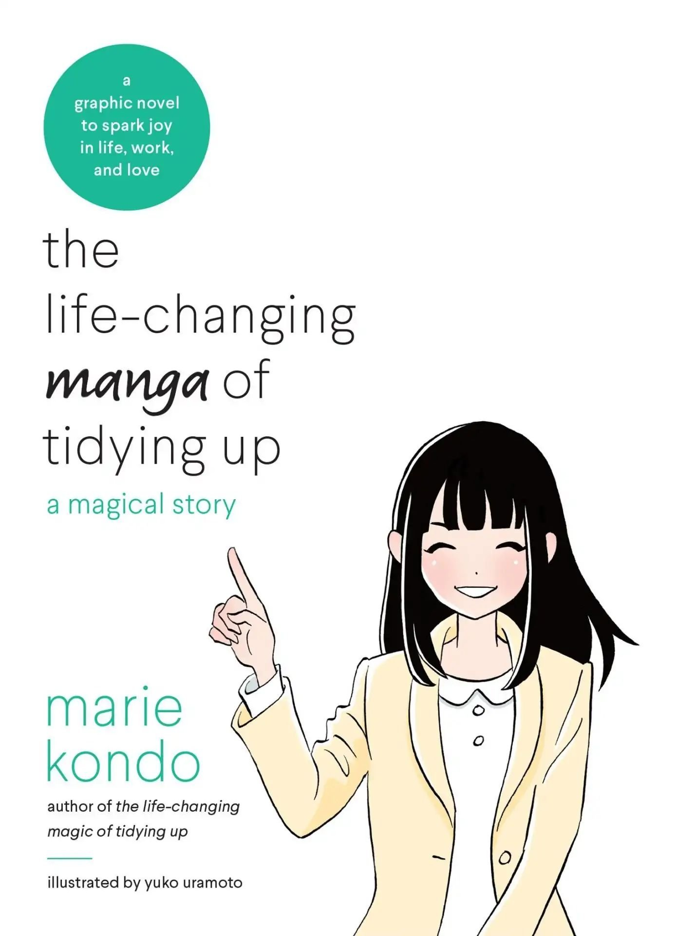 Manga The Life-Changing Manga of Tidying Up: A Magical Story - Chapter 1 Page 1