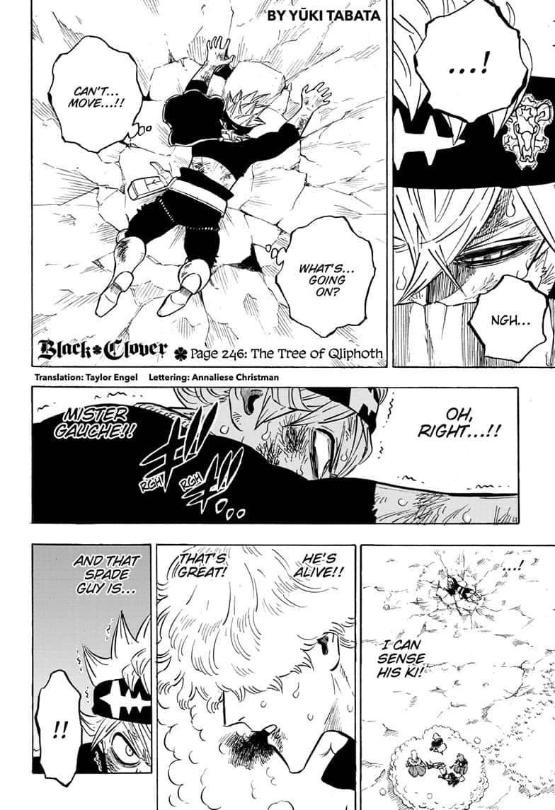 Manga S Love - Chapter 246 Page 2