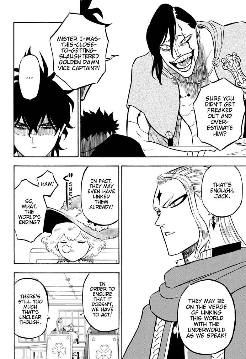 Manga S Love - Chapter 262 Page 9
