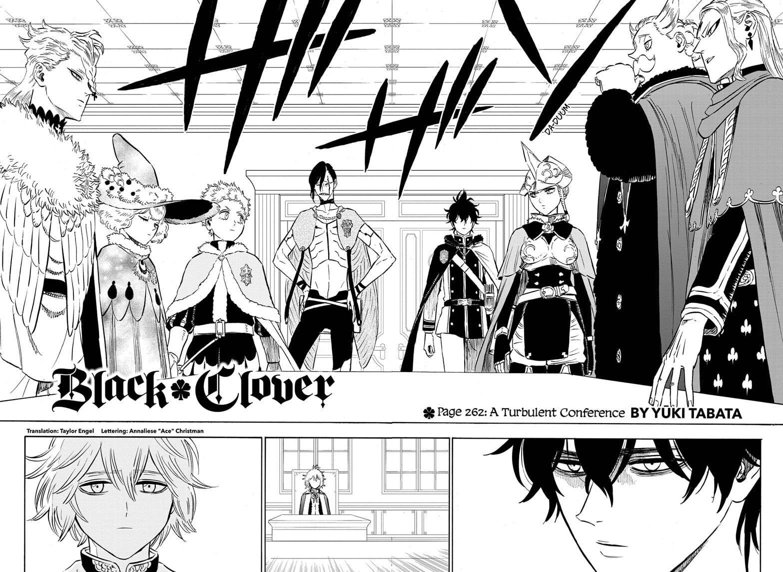 Manga S Love - Chapter 262 Page 6