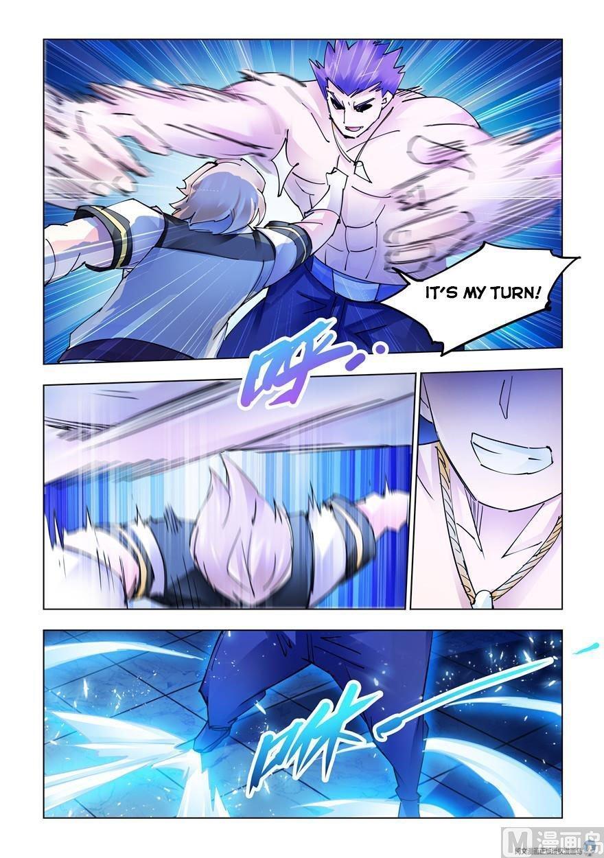 Manga Battle Frenzy - Chapter 254 Page 10