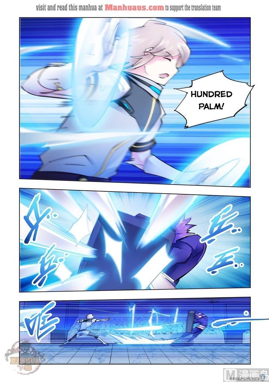 Manga Battle Frenzy - Chapter 254 Page 4