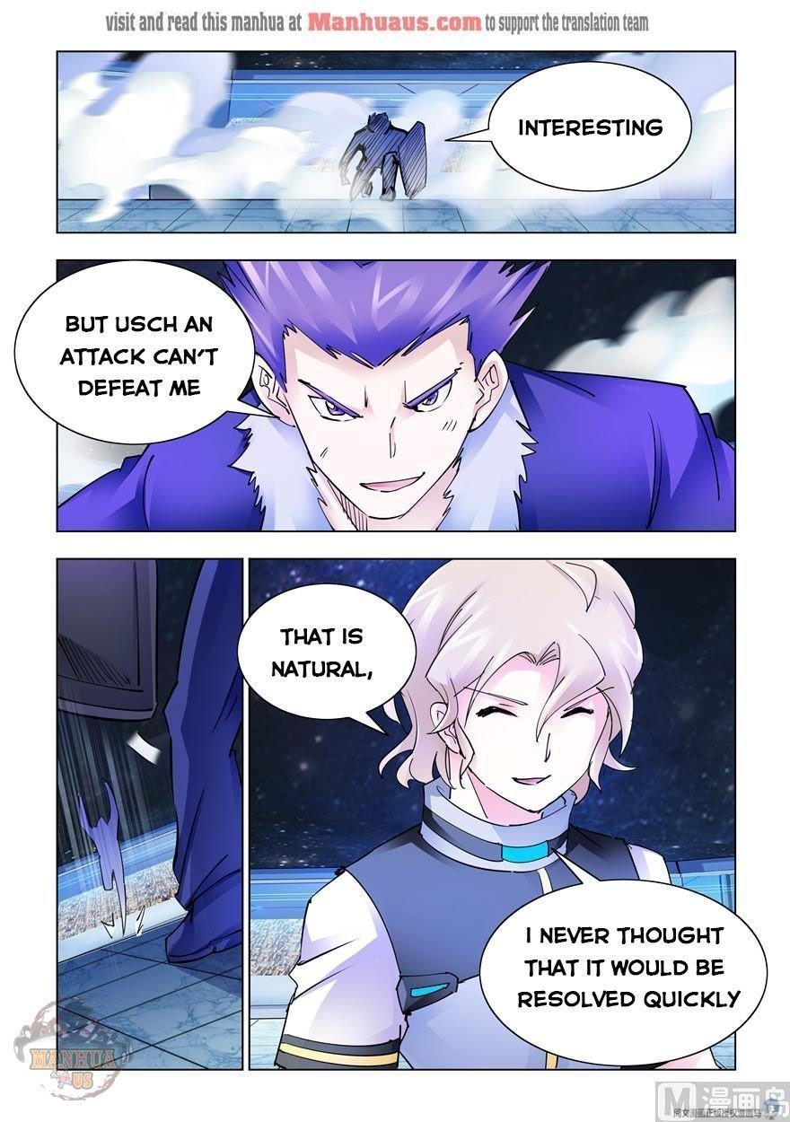 Manga Battle Frenzy - Chapter 253 Page 12