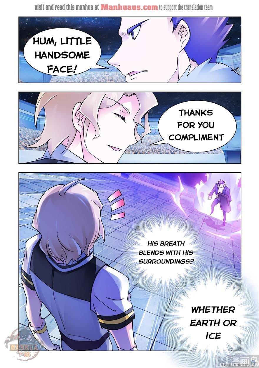 Manga Battle Frenzy - Chapter 253 Page 6