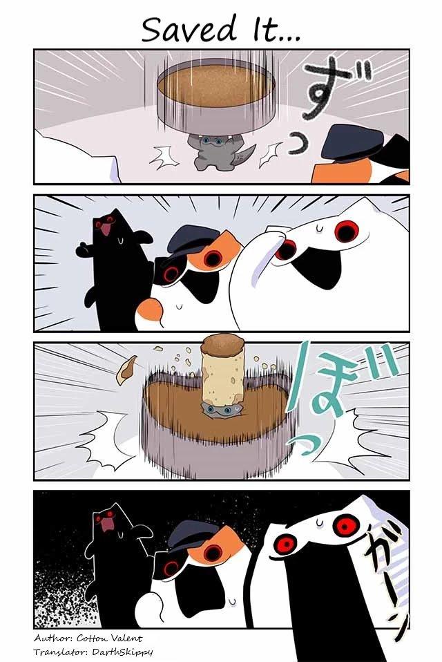 Manga Creepy Cat - Chapter 420 Page 1
