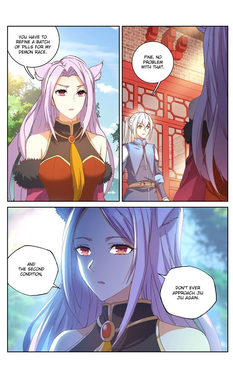 Manga Battle Through the Heavens Prequel - The Legend of Yao Lao - Chapter 93 Page 5