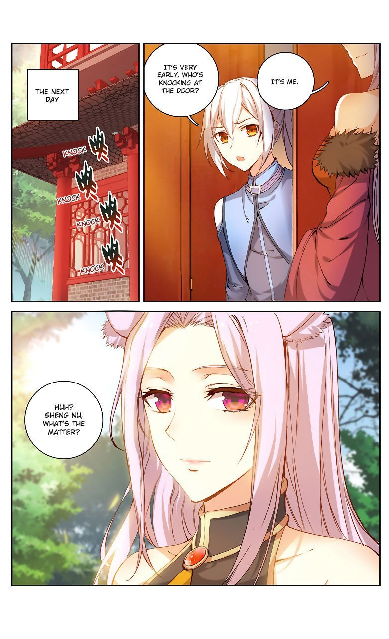 Manga Battle Through the Heavens Prequel - The Legend of Yao Lao - Chapter 93 Page 3