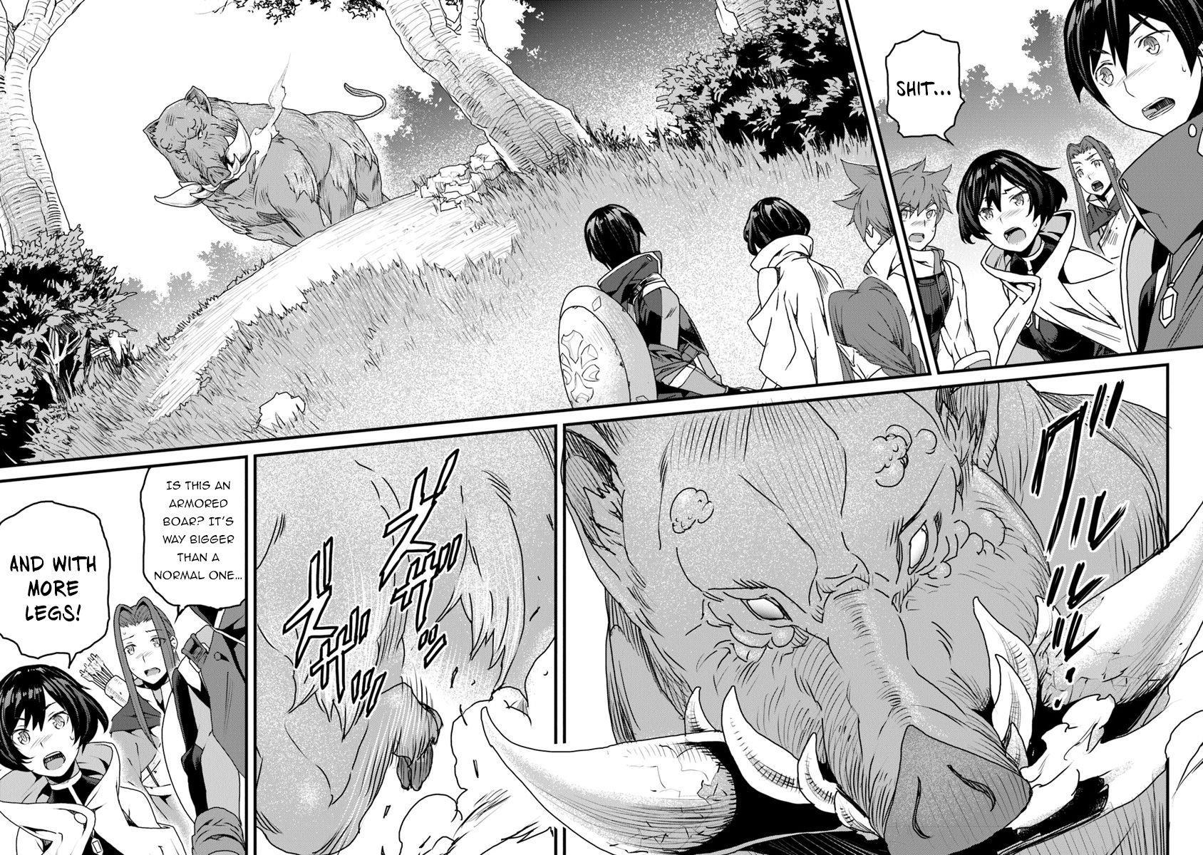 Manga Yakudatazu Skill ni Jinsei o Sosogikomi 25-nen, Imasara Saikyou no Boukentan Midori Kashi no Akira - Chapter 9 Page 11