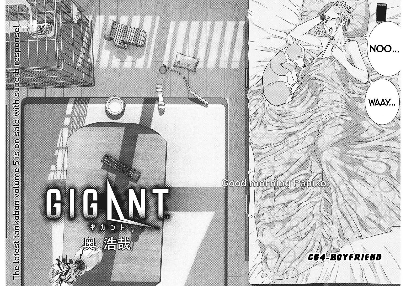 Manga GIGANT - Chapter 54 Page 2