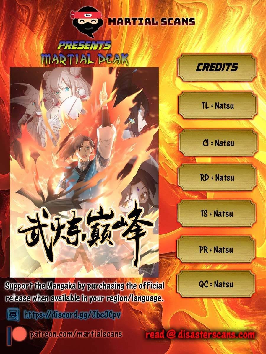 Manga Martial Peak - Chapter 1146 Page 1