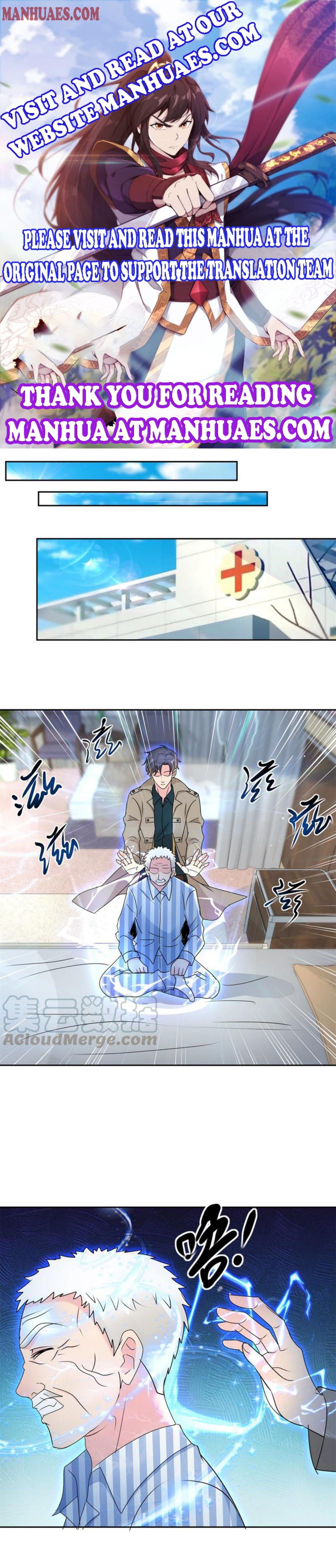 Manga Immortal Nanny Dad - Chapter 164 Page 1