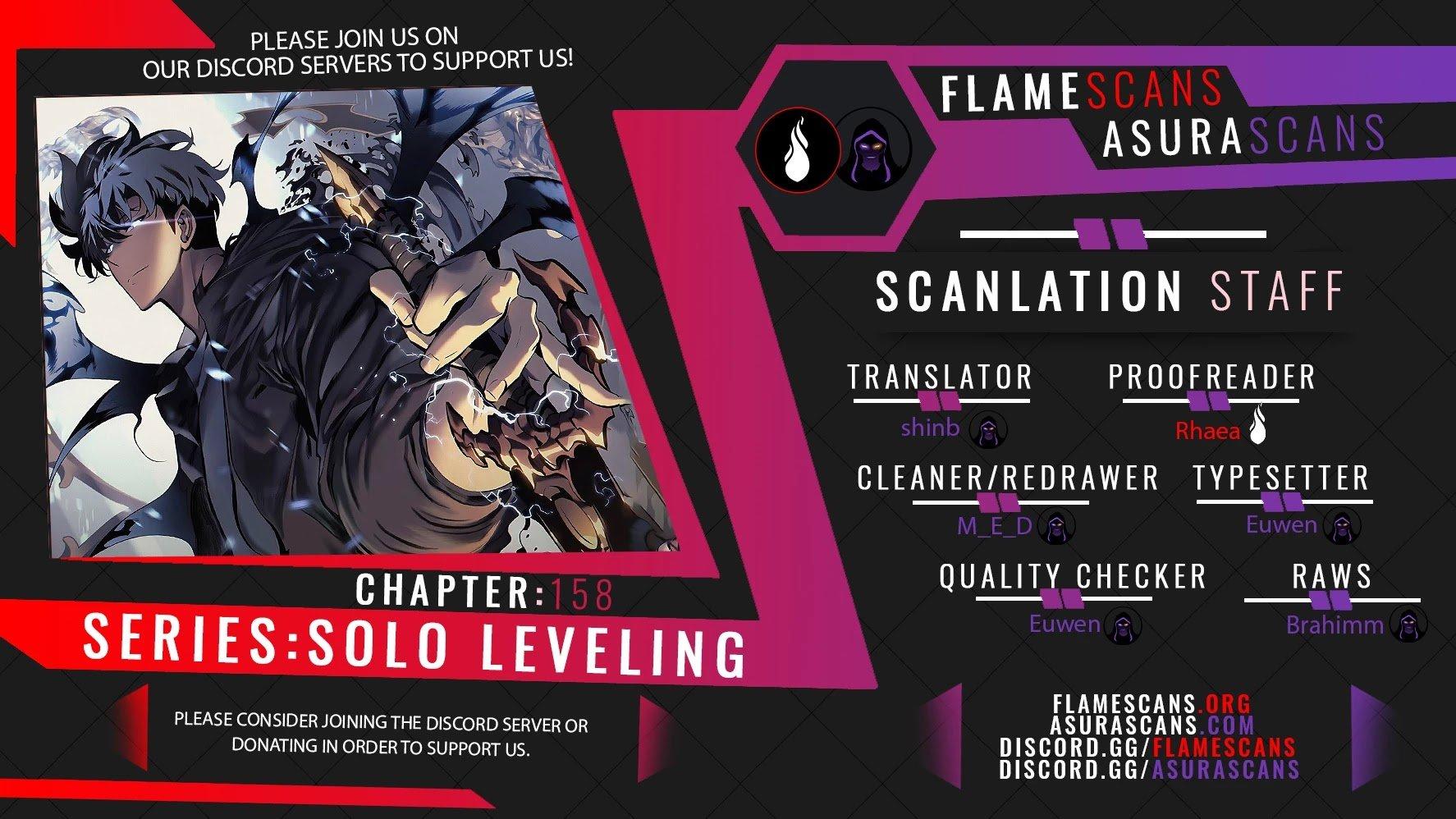 Manga Solo Leveling - Chapter 158 Page 1