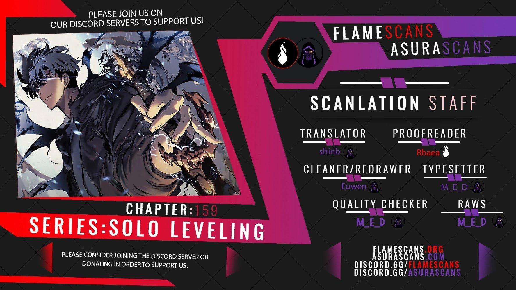 Manga Solo Leveling - Chapter 159 Page 1