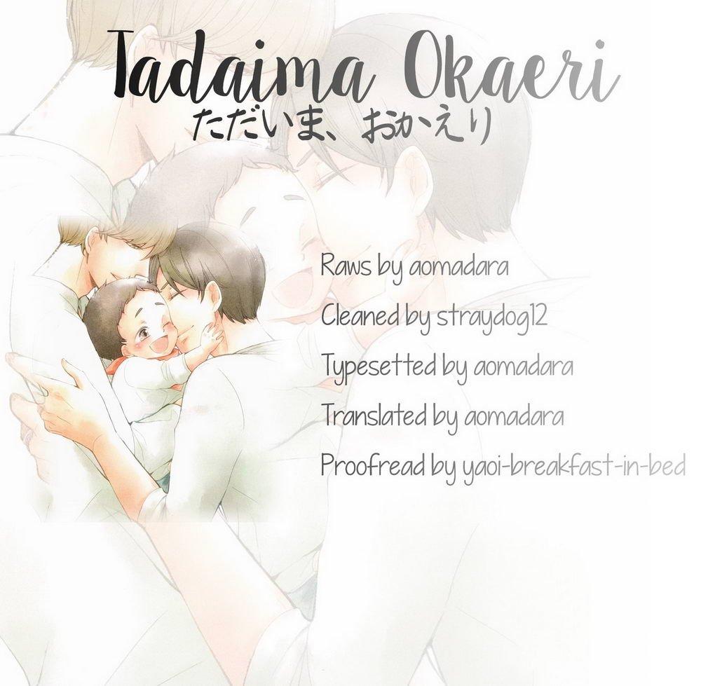 Manga Tadaima, Okaeri - Chapter 5 Page 1
