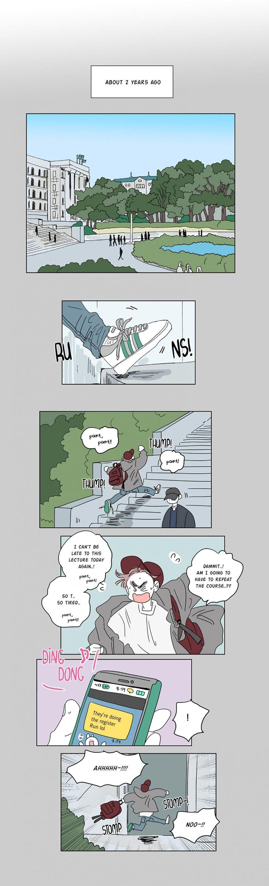 Manga Hosik's Story - Chapter 32 Page 1