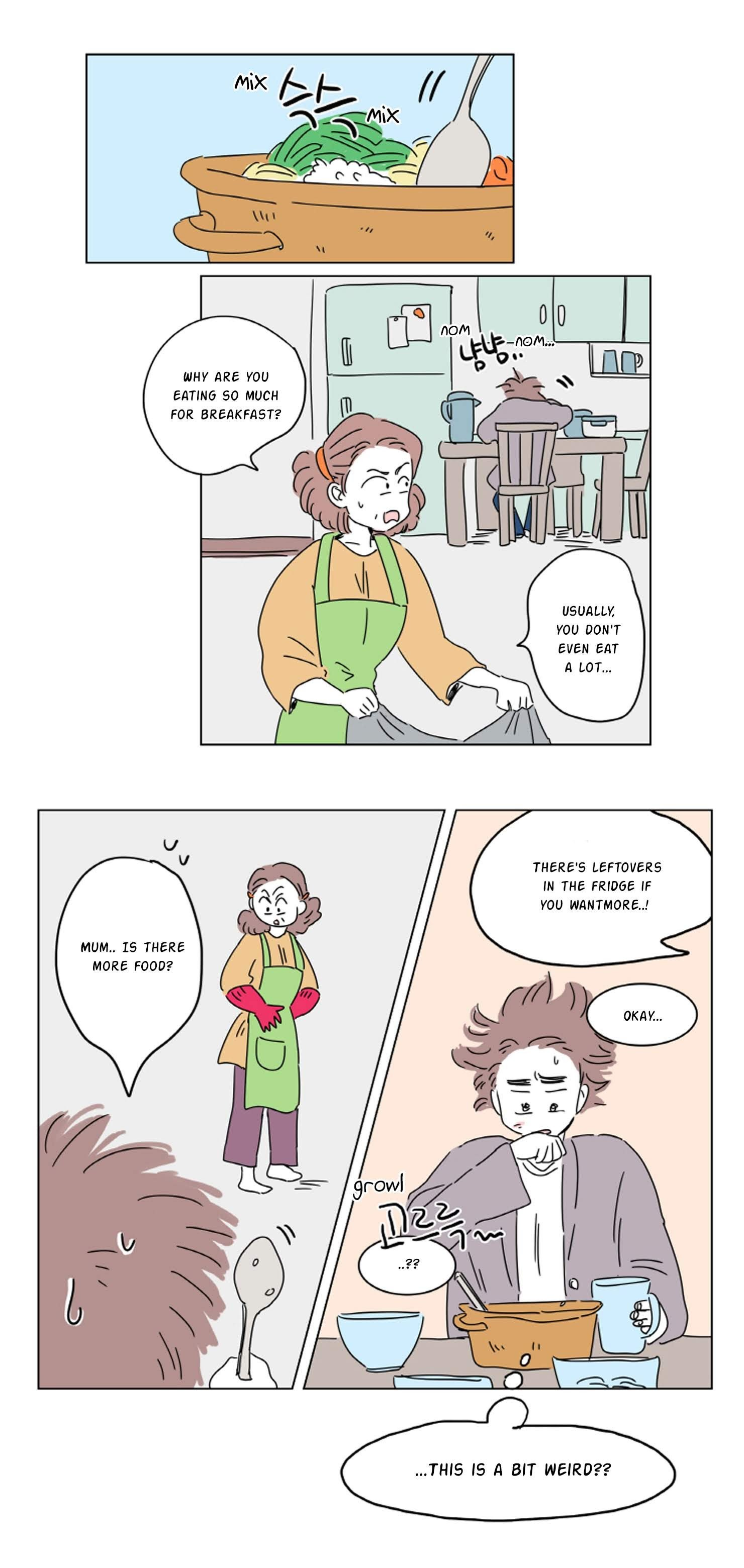 Manga Hosik's Story - Chapter 6 Page 1