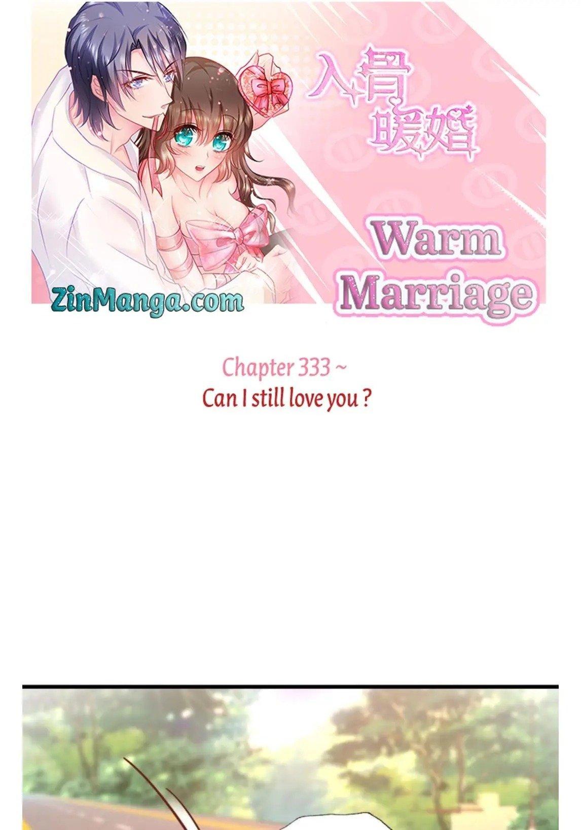 Manga Warm Wedding - Chapter 333 Page 1