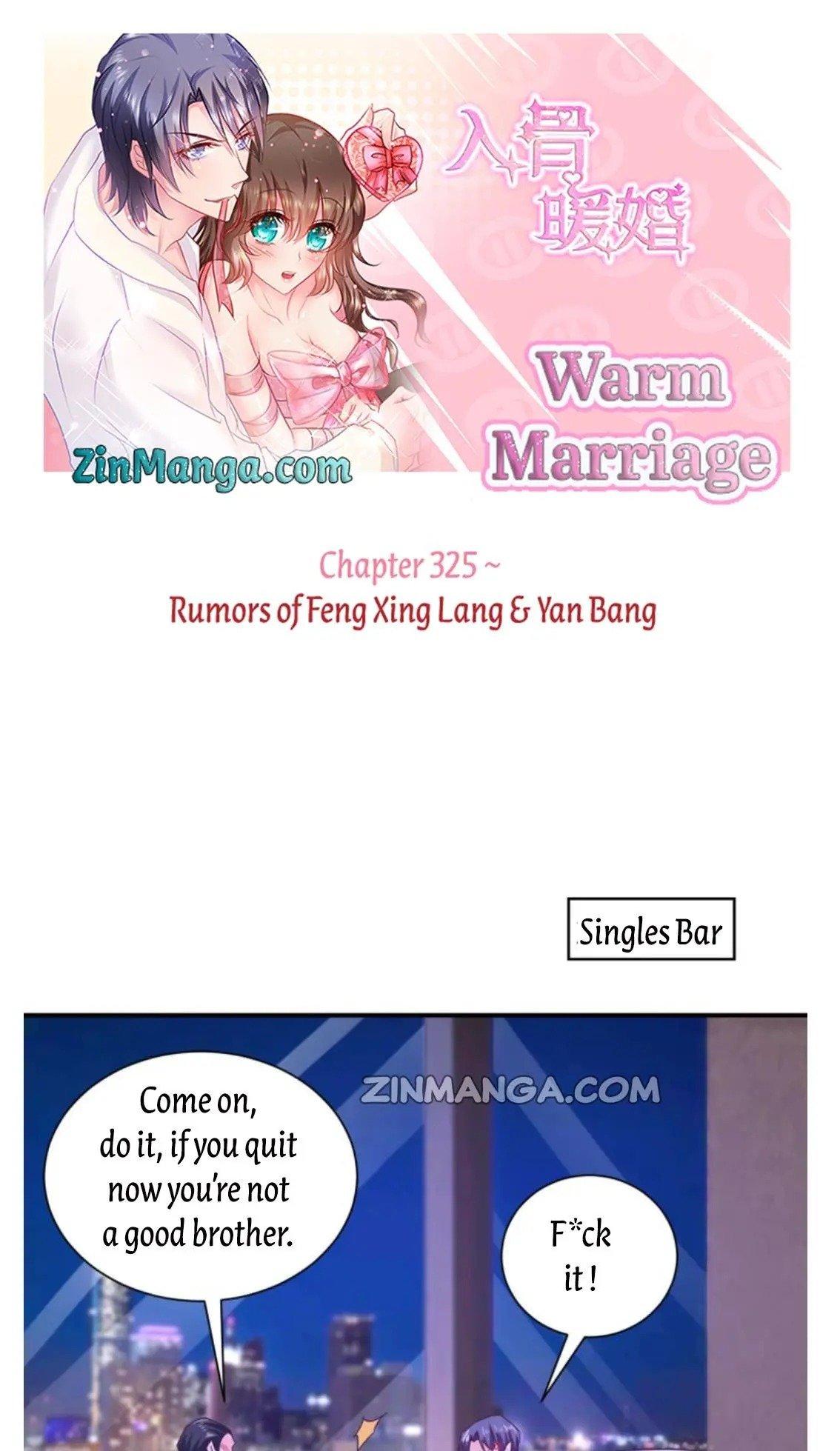 Manga Warm Wedding - Chapter 325 Page 1
