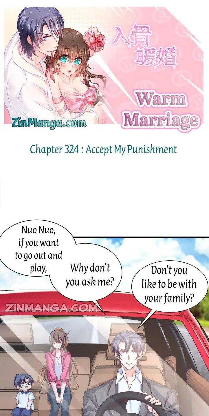 Manga Warm Wedding - Chapter 324 Page 1