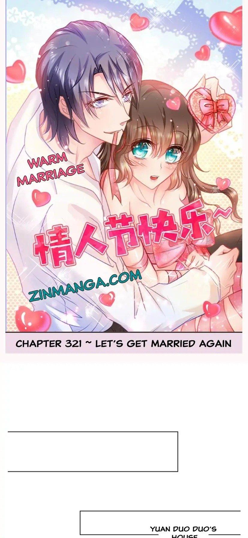 Manga Warm Wedding - Chapter 321 Page 1
