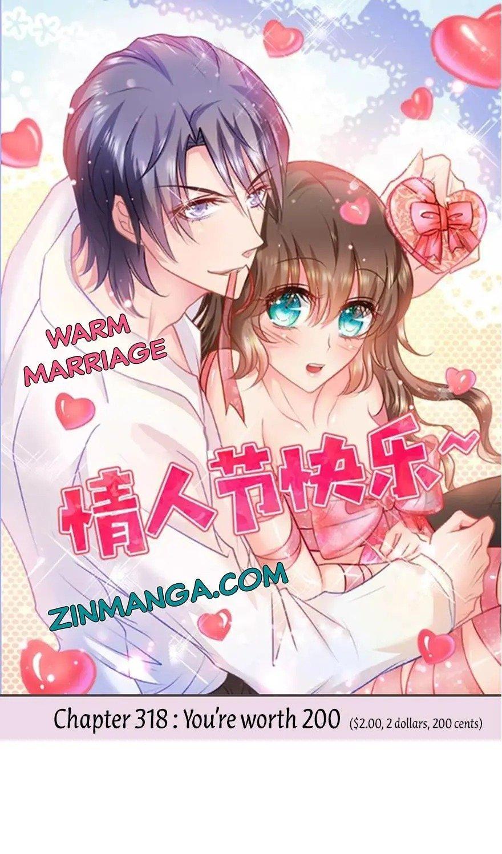 Manga Warm Wedding - Chapter 318 Page 1