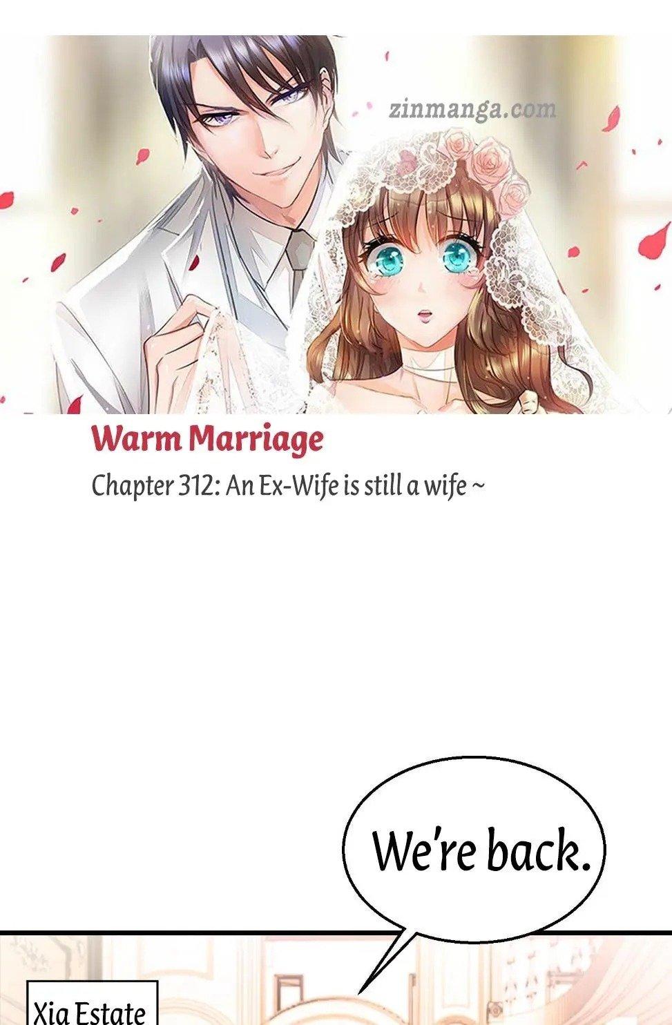 Manga Warm Wedding - Chapter 312 Page 1