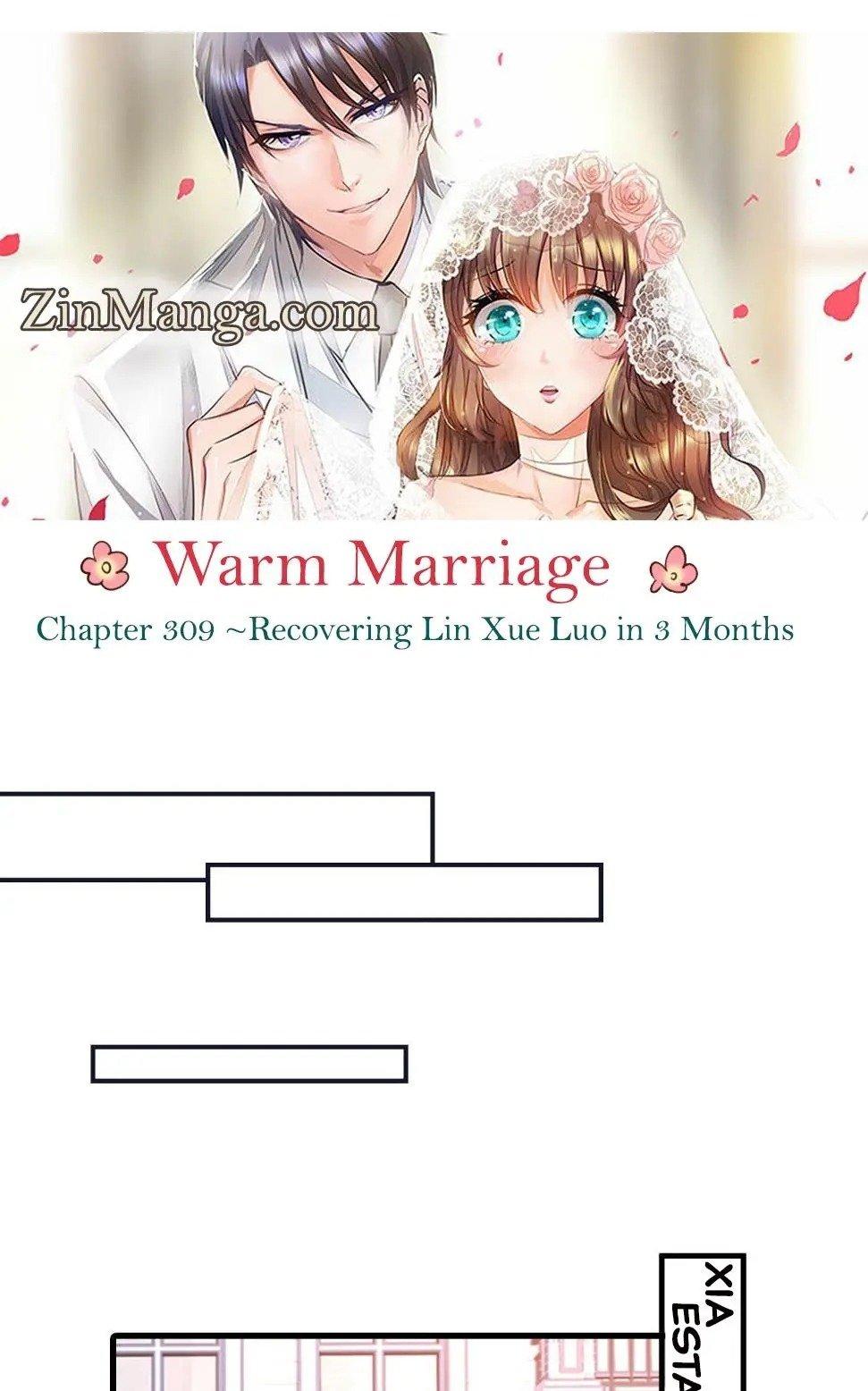 Manga Warm Wedding - Chapter 309 Page 1
