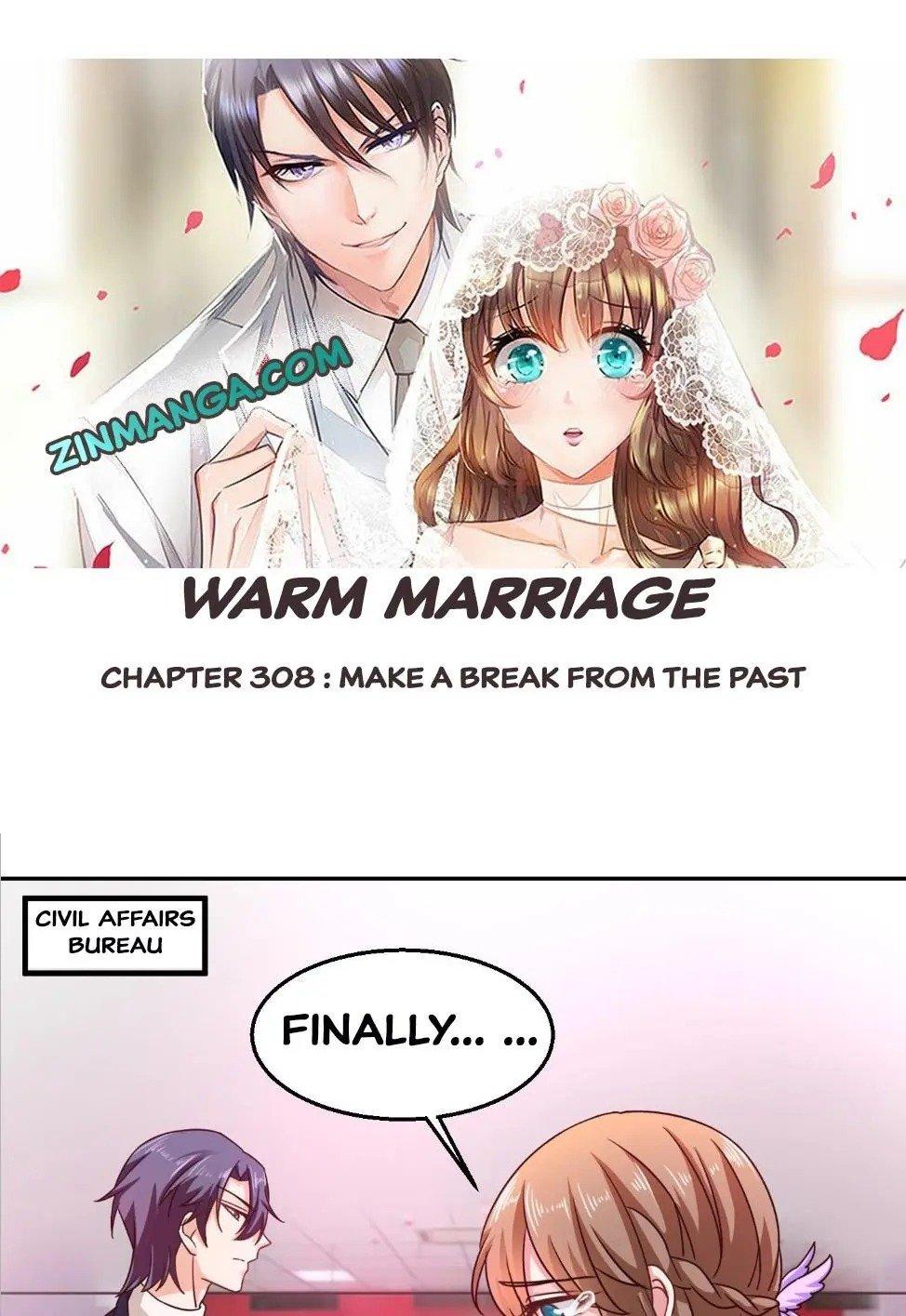 Manga Warm Wedding - Chapter 308 Page 1