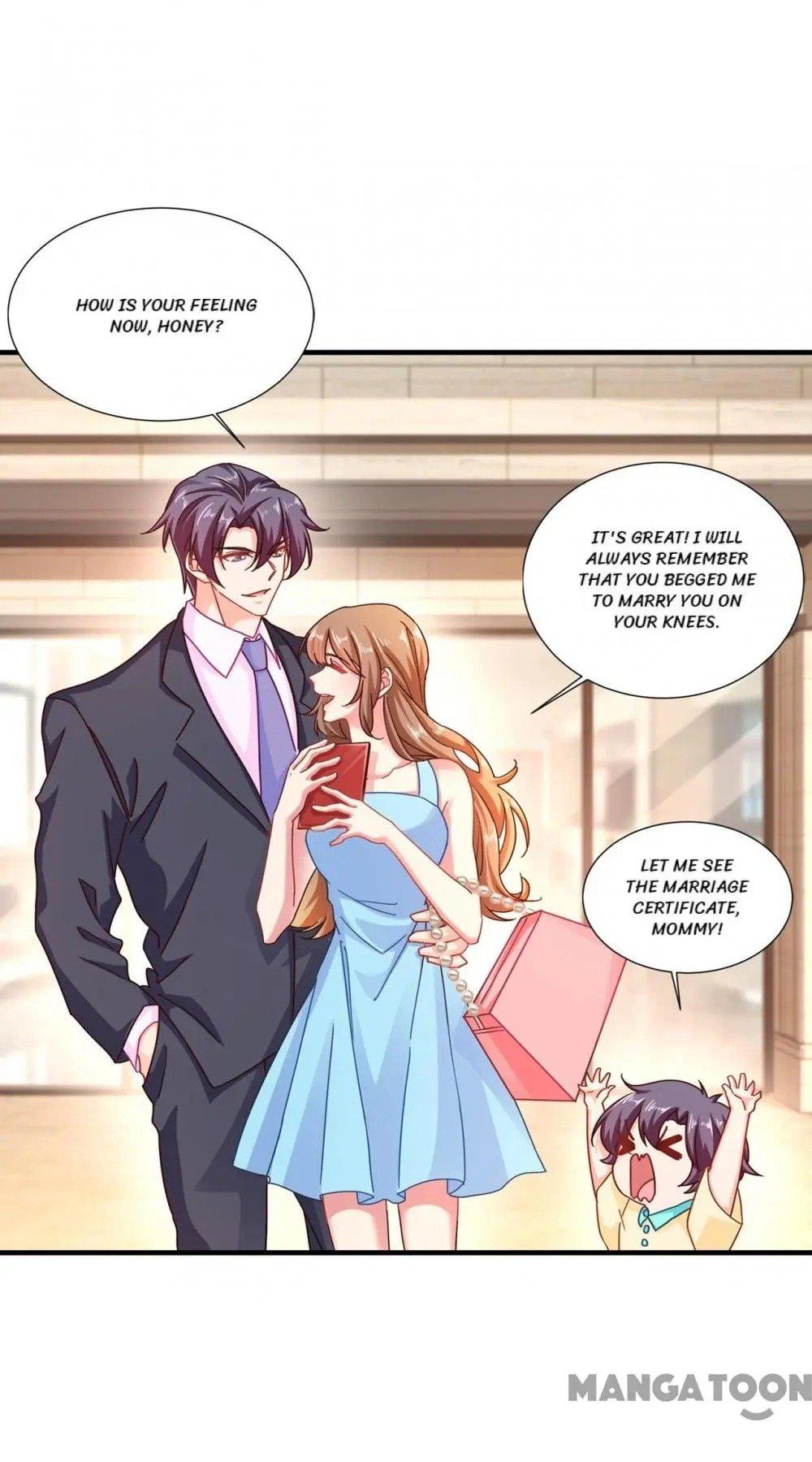 Manga Warm Wedding - Chapter 348 Page 1