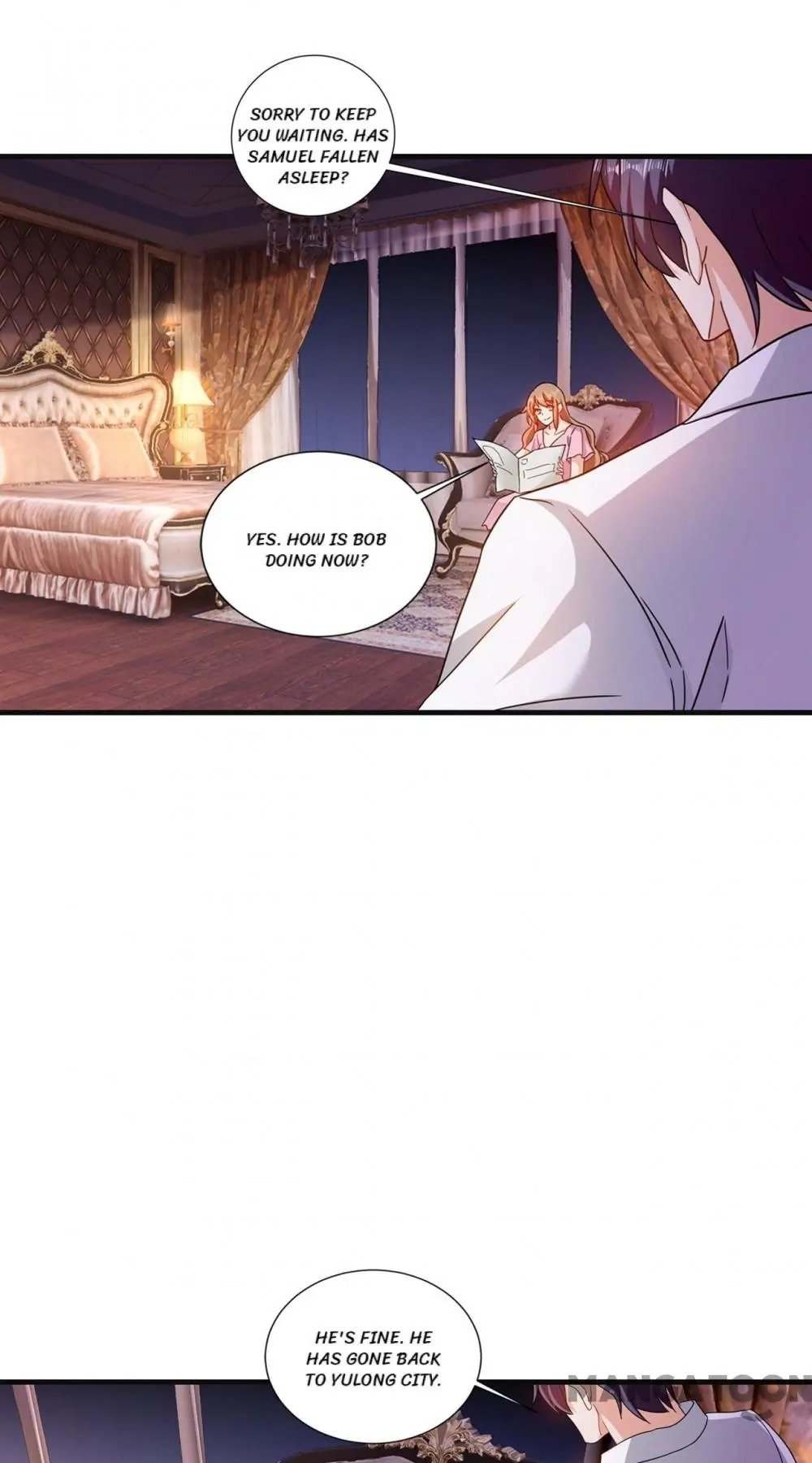 Manga Warm Wedding - Chapter 364 Page 1