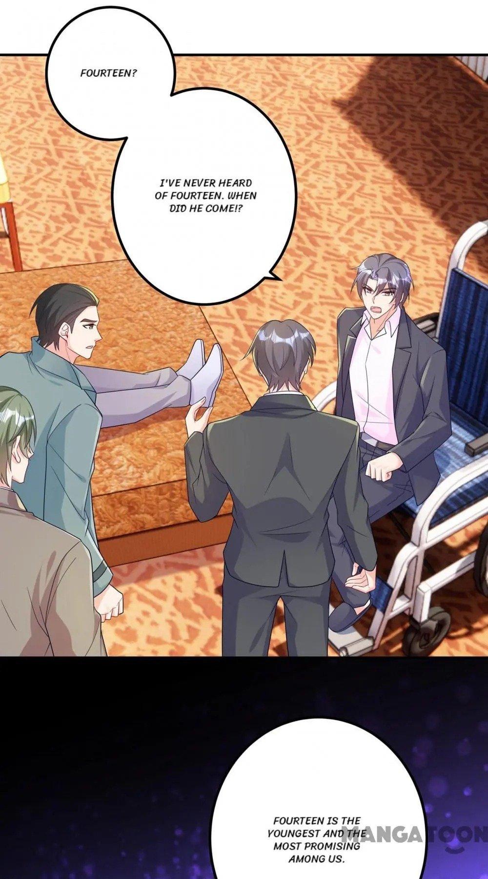 Manga Warm Wedding - Chapter 387 Page 1