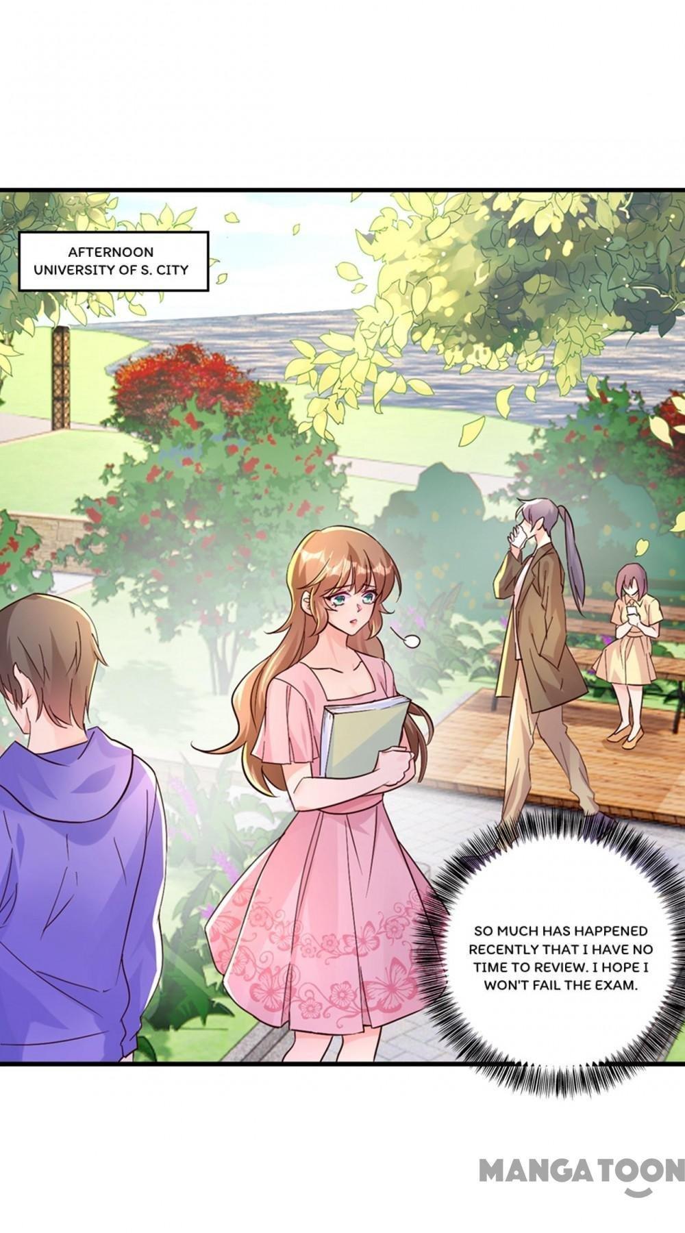 Manga Warm Wedding - Chapter 396 Page 1