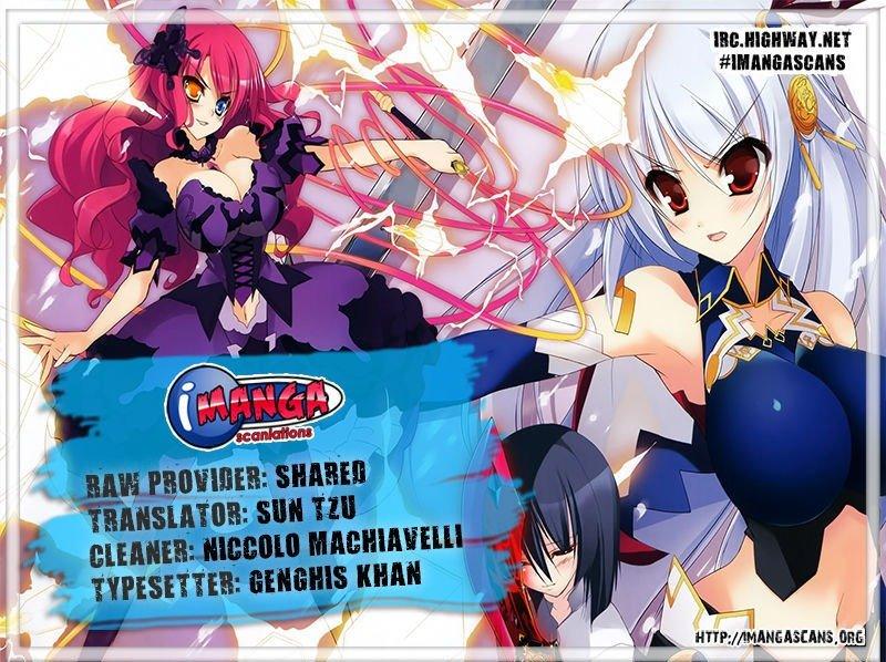 Manga Madan No Ou To Vanadis - Chapter 42 Page 1