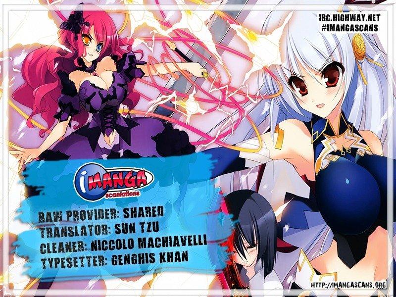Manga Madan No Ou To Vanadis - Chapter 37 Page 1