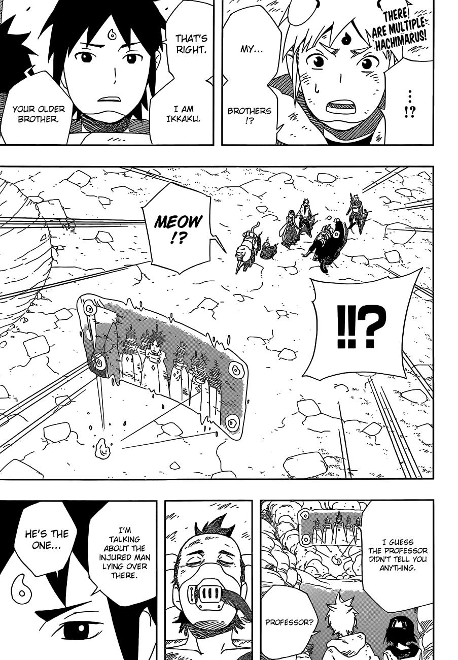 Manga Samurai 8: Hachimaruden - Chapter 14 Page 1