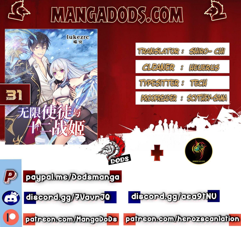Manga Infinite Apostles And Twelve War Girls - Chapter 31 Page 1