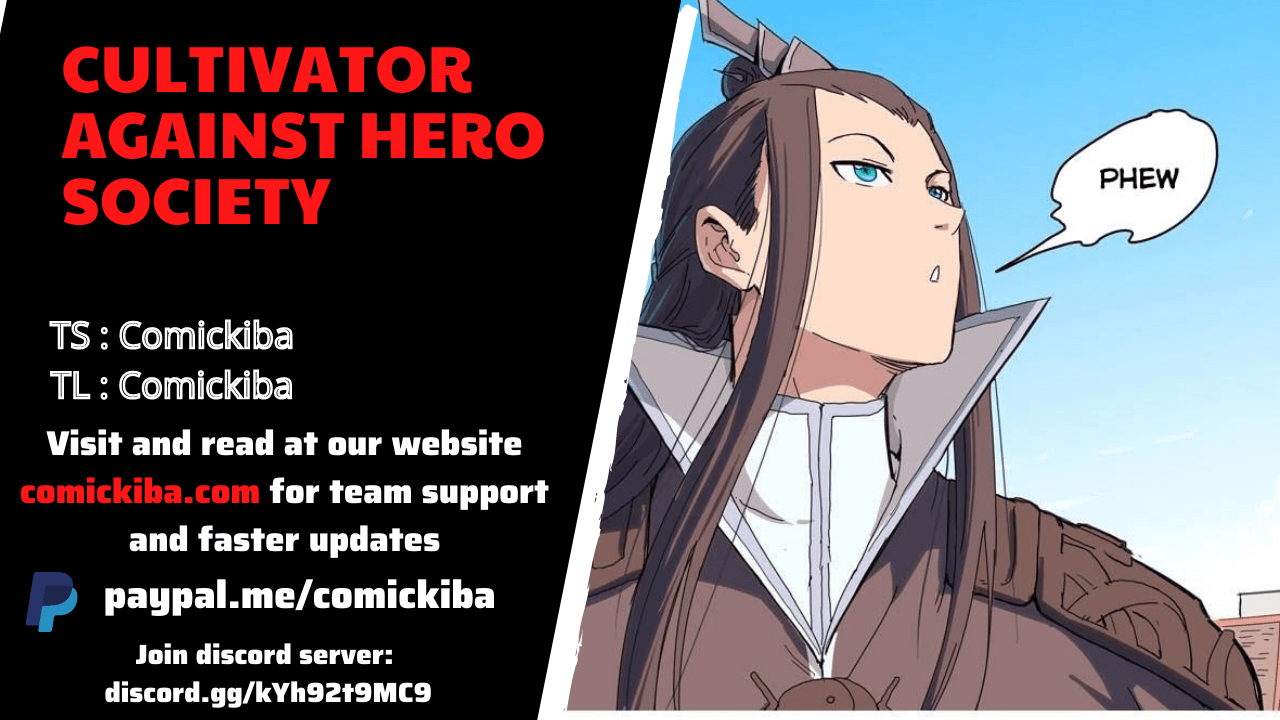 Manga Cultivator Against Hero Society - Chapter 76 Page 1
