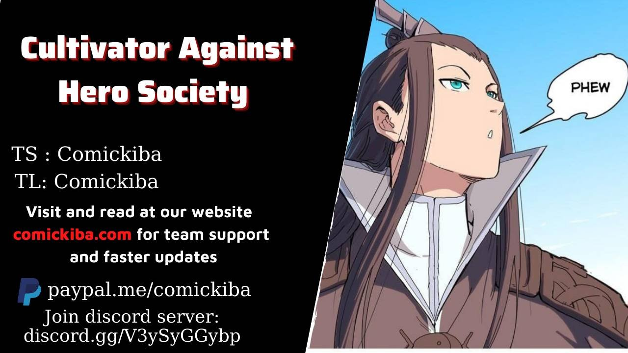 Manga Cultivator Against Hero Society - Chapter 83 Page 1