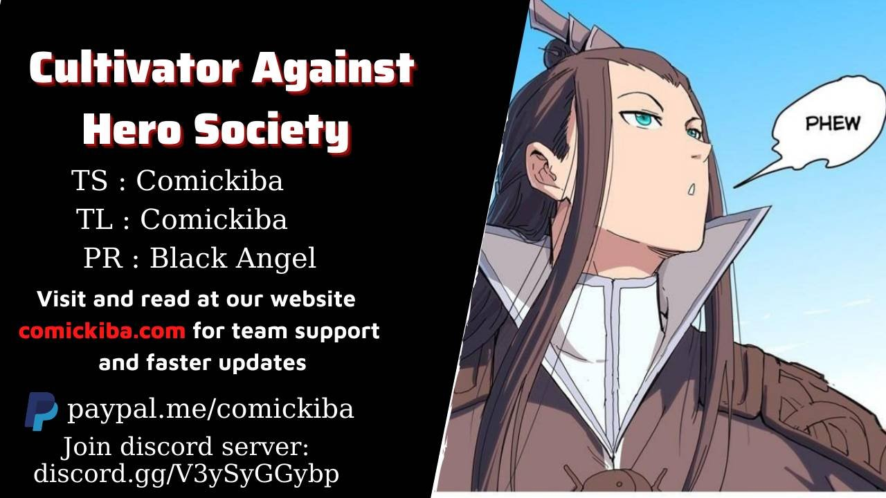 Manga Cultivator Against Hero Society - Chapter 89 Page 1