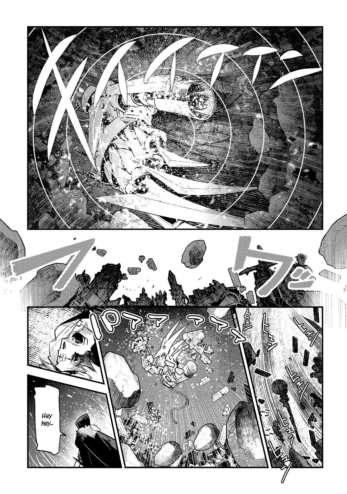 Manga The Unwanted Immortal Adventurer - Chapter 28 Page 19