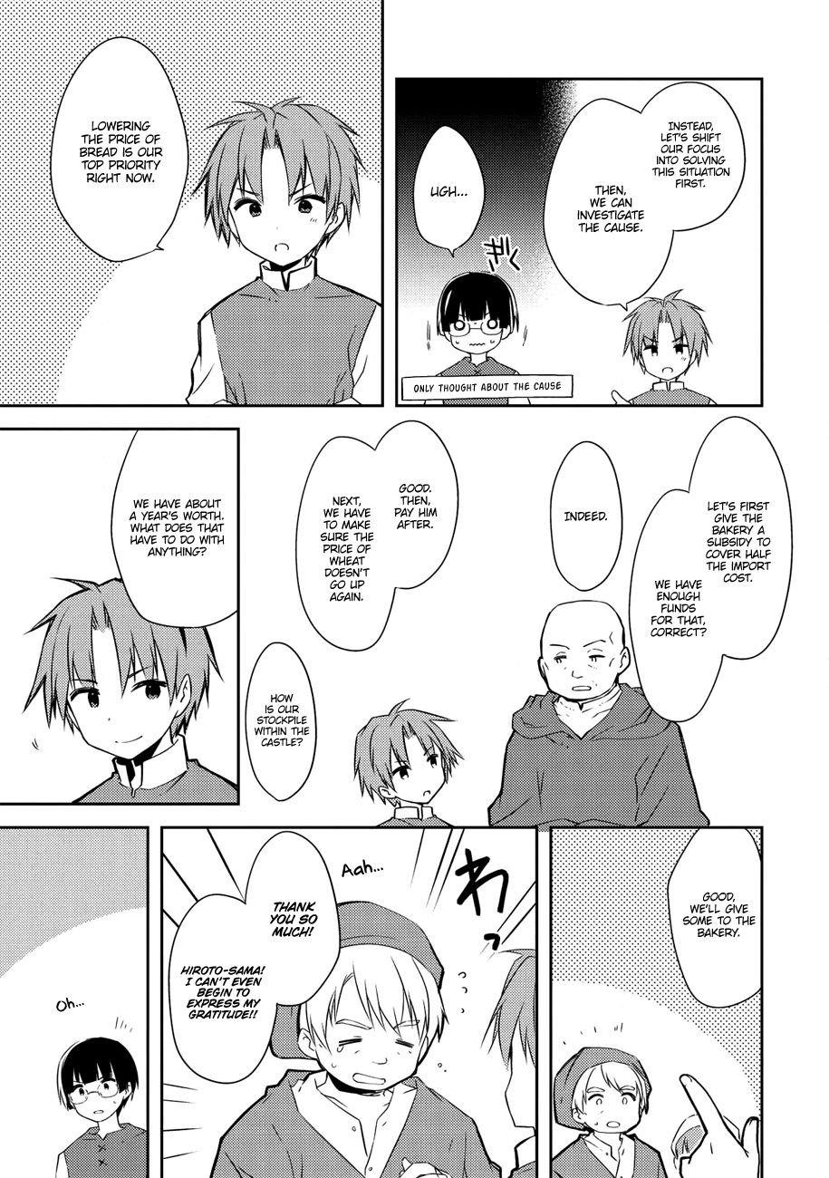 Manga Kou-1 desu ga Isekai de Joushu Hajimemashita - Chapter 36 Page 10